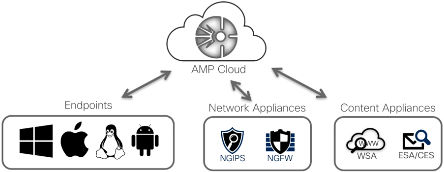 Cisco AMP Cloud Visibility