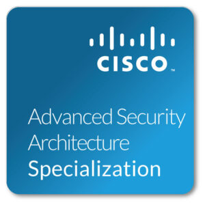 Pxosys Achieves Cisco Advanced Security Specialization